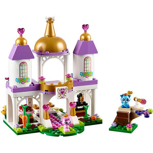 Купить Конструктор Lego Disney Princesses Лего Принцессы Дисней Королевские питомцы Замок в интернет магазине игрушек и детских товаров