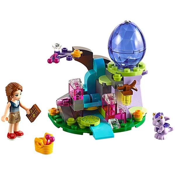 Купить Конструктор Lego Elves Лего Эльфы Эмили Джонс и дракончик ветра в интернет магазине игрушек и детских товаров
