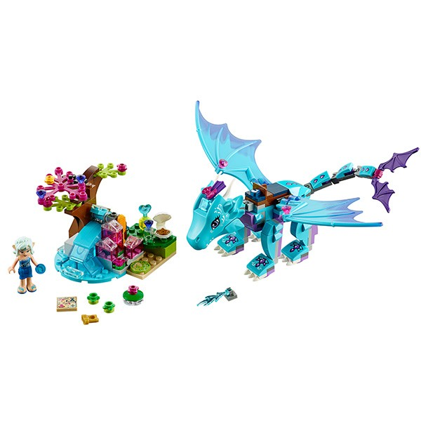 Конструктор Lego 41172 Elves Лего Эльфы Приключение дракона воды
