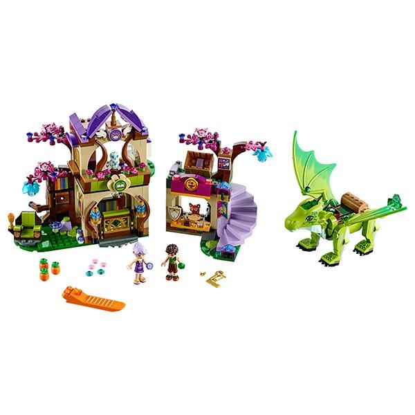 Купить Конструктор Lego Elves Лего Эльфы Секретный рынок в интернет магазине игрушек и детских товаров