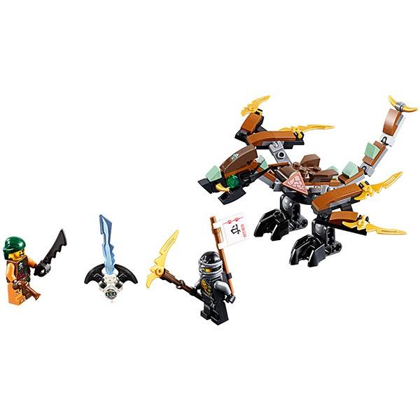 Конструктор Lego Ninjago Лего Ниндзяго Дракон Коула