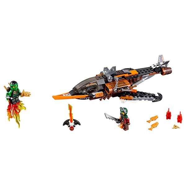 Конструктор Lego 70601 Ninjago Лего Ниндзяго Небесная акула