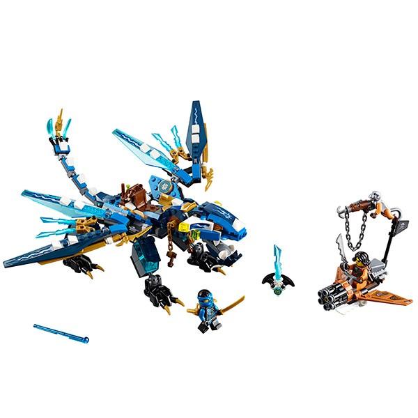 Конструктор Lego 70602 Ninjago Лего Ниндзяго Дракон Джея