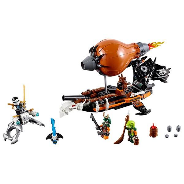 Конструктор Lego Ninjago Лего Ниндзяго Дирижабль-штурмовик