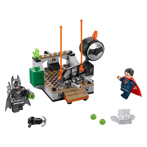 Конструктор Lego 76044 Super Heroes Супер Герои Битва супергероев