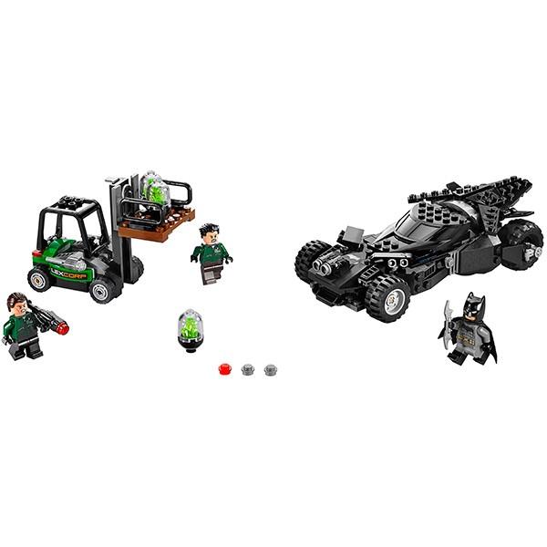 Конструктор Lego 76045 Super Heroes Супер Герои Перехват криптонита
