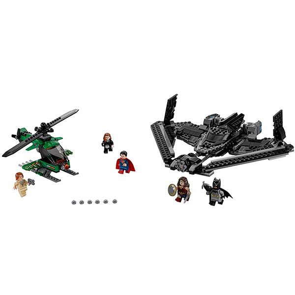 Конструктор Lego 76046 Super Heroes Супер Герои Поединок в небе