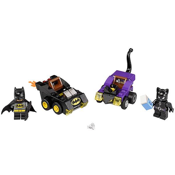 Конструктор Lego Super Heroes Супер Герои Бэтмен против Женщины - кошки