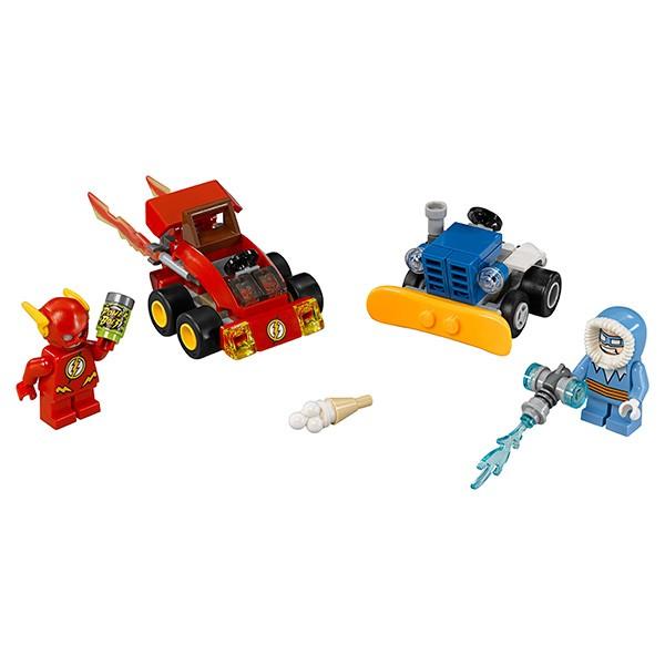 Конструктор Lego Super Heroes Супер Герои Флэш против Капитана Холода
