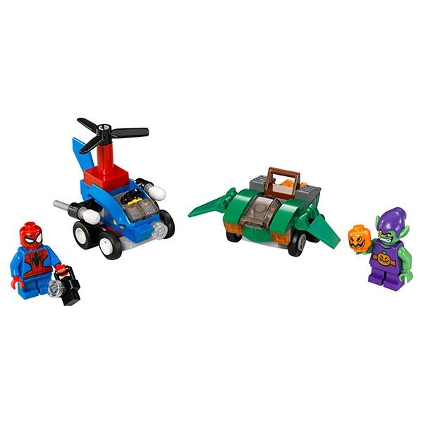 Конструктор Lego Super Heroes Супер Герои Человек-паук против Зеленого Гоблина
