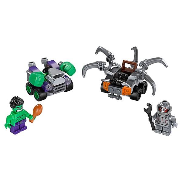 Конструктор Lego 76066 Super Heroes Супер Герои Халк против Альтрона
