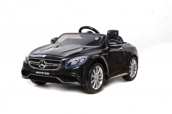 Электромобиль River Toys Mercedes-Benz S63 AMG с дистанционным управлением