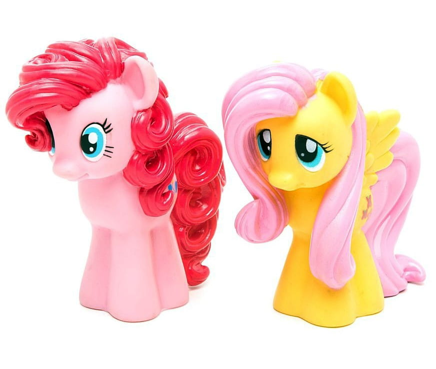 Игровой набор My Little Pony Флаттершай и Пинки Пай (HASBRO)