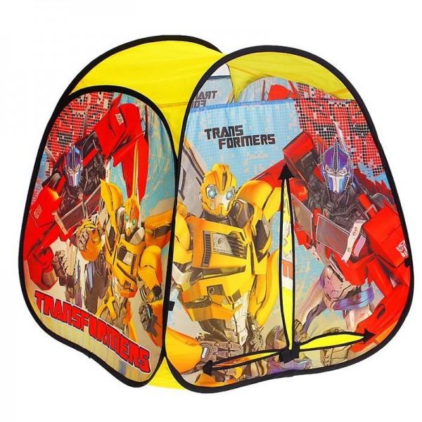 Купить Палатка Transformers Трансформеры (Hasbro) в интернет магазине игрушек и детских товаров