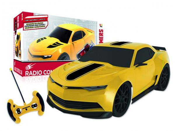 Купить Радиоуправляемая машина Transformers - 76 см (Hasbro) в интернет магазине игрушек и детских товаров