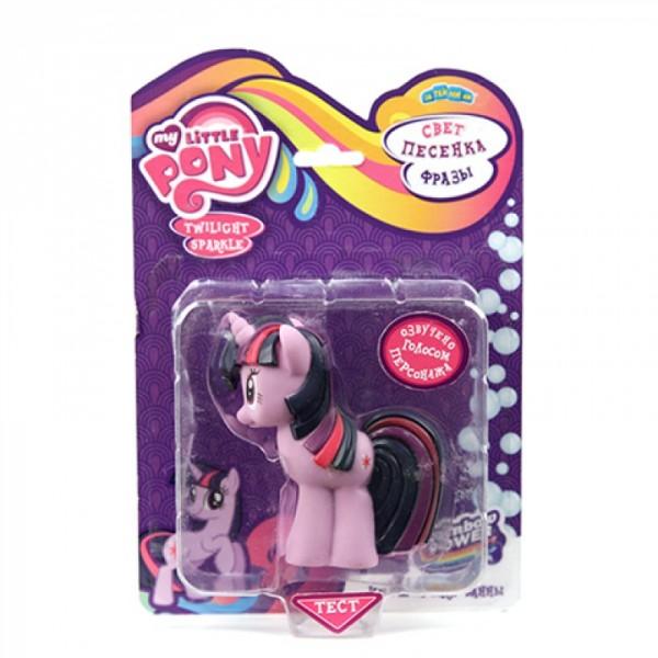 Игровой набор My Little Pony Сумеречная Искорка со светом и звуком (Hasbro)
