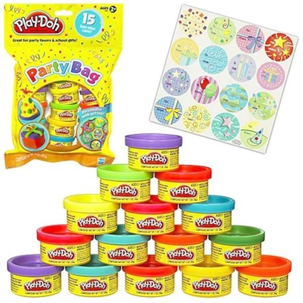 Набор пластилина Play-Doh Для праздника (Hasbro)