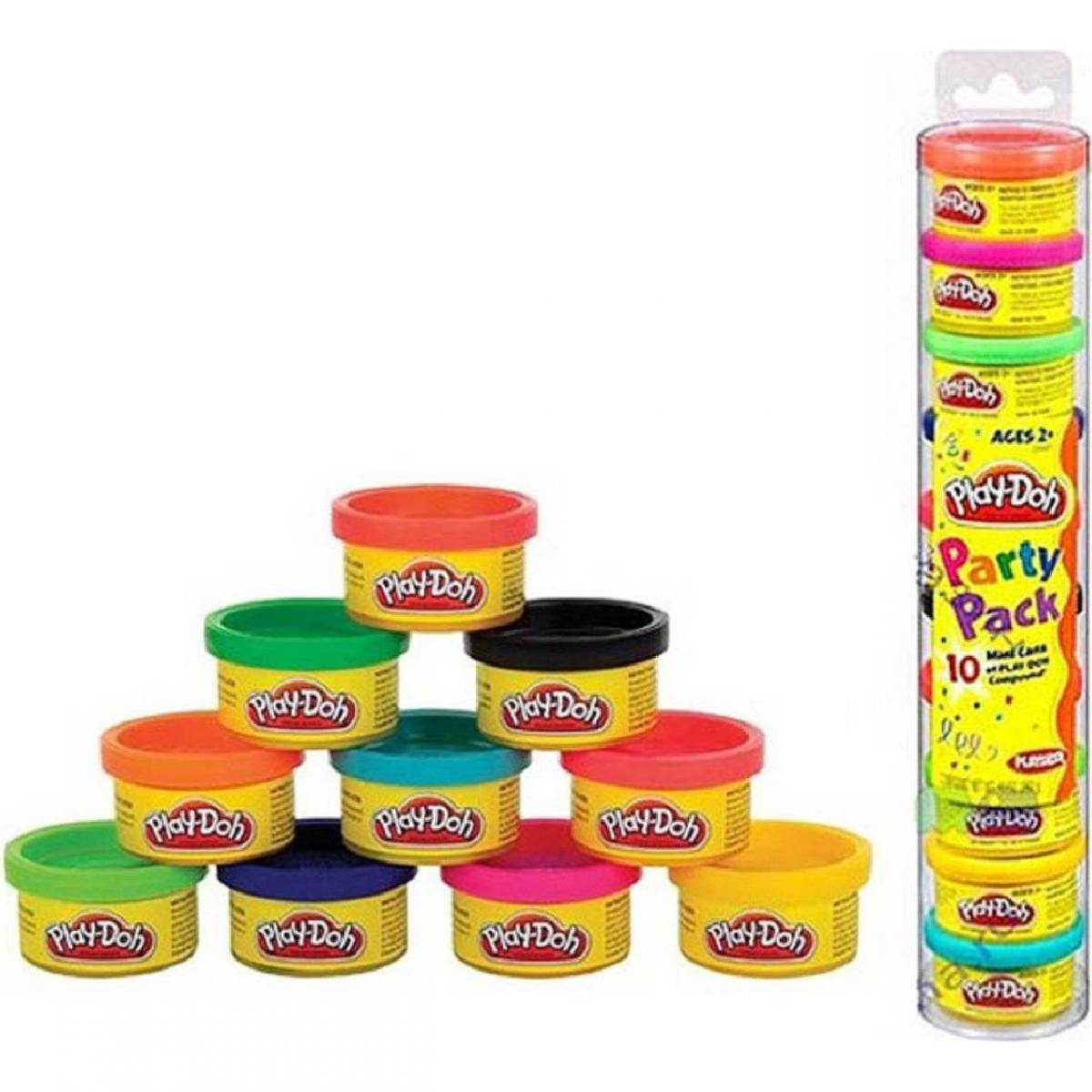 Набор пластилина Play-Doh Для Праздника - в тубусе (HASBRO)