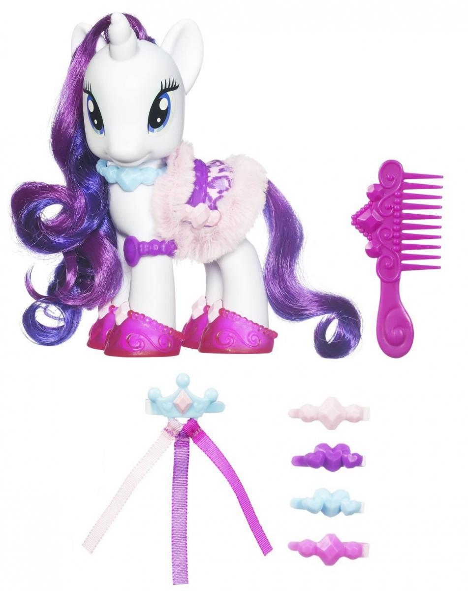 Игровой набор My Little Pony Пони-модницы - Рарити Rarity (Hasbro)