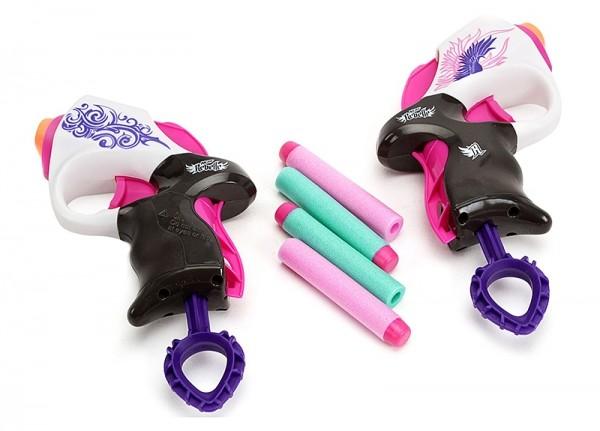 Мини-бластеры Nerf Rebelle Сладкая парочка (Hasbro)