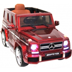 ���� ������������� River Toys Mercedes-Benz G63 AMG � ������������� ����������� - ������
