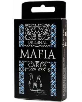 Настольная игра Magellan Мафия (пластиковая карта)