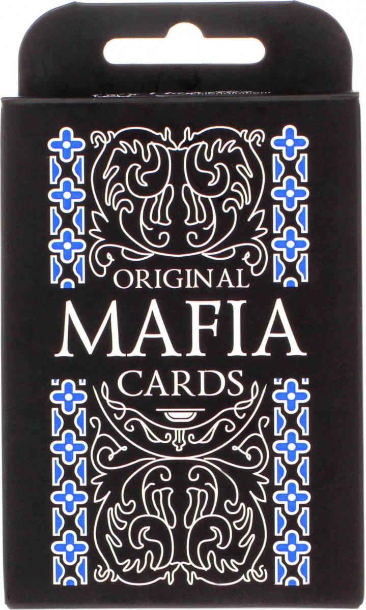 Настольная игра MAGELLAN Мафия (пластиковая карта) - Логические игры
