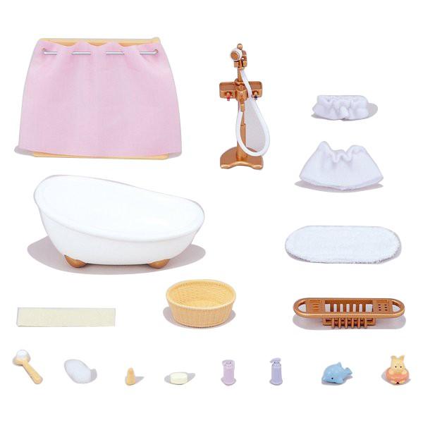 Игровой набор Sylvanian Families Ванная комната (мини)