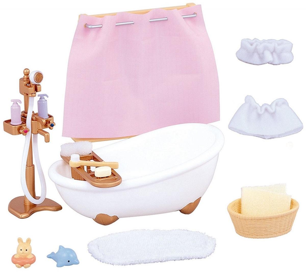 Игровой набор Sylvanian Families 3562 Ванная комната (мини)