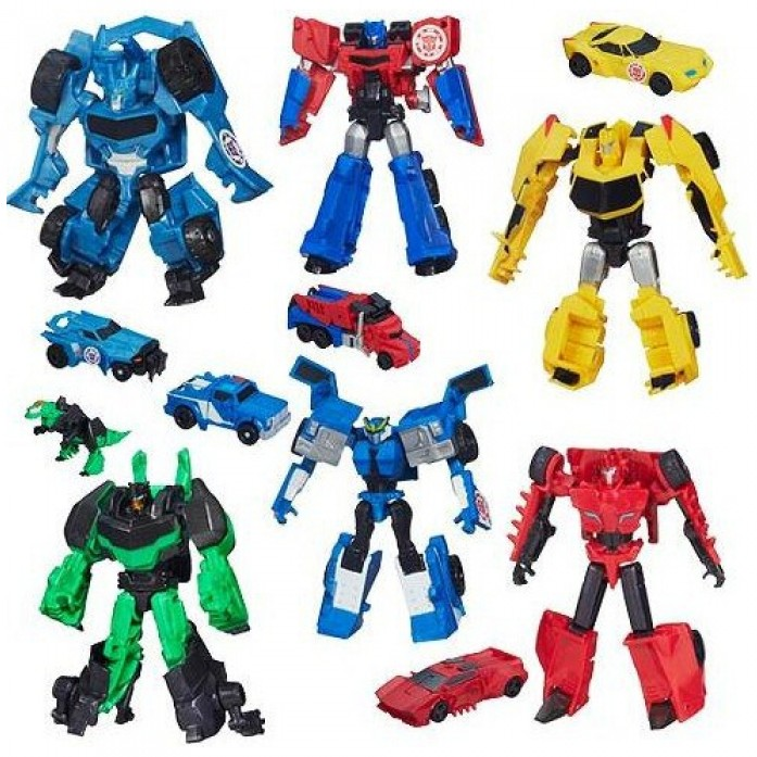 Робот Transformers Роботс-ин-Дисгайс Легион (HASBRO)