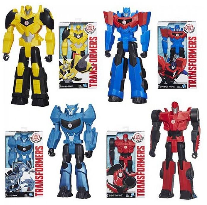 Робот Transformers Роботс-ин-Дисгайс Гиперчэндж (Hasbro) - Роботы