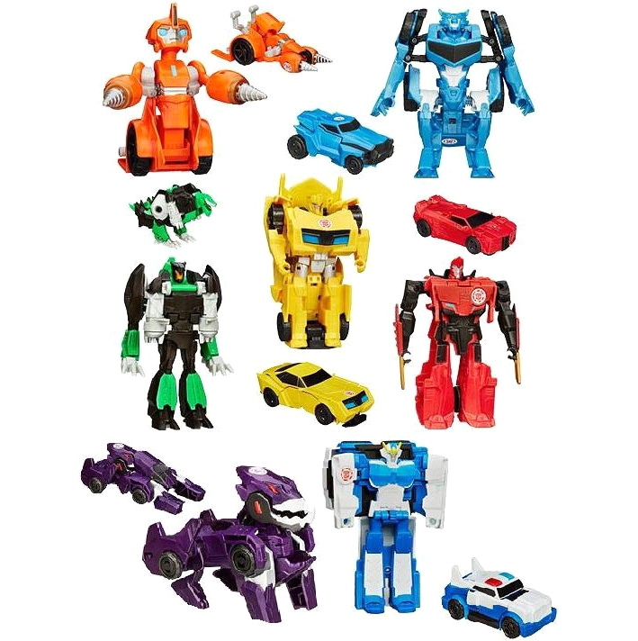 Робот Transformers Роботс-ин-Дисгайс Уан-Стэп (HASBRO)