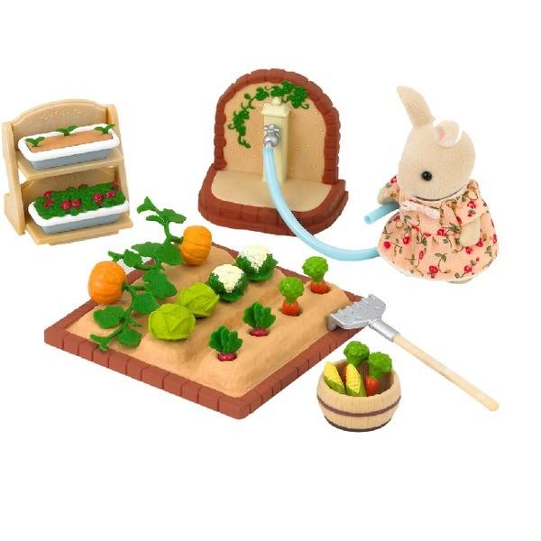 Купить Игровой набор Sylvanian Families Огород в интернет магазине игрушек и детских товаров