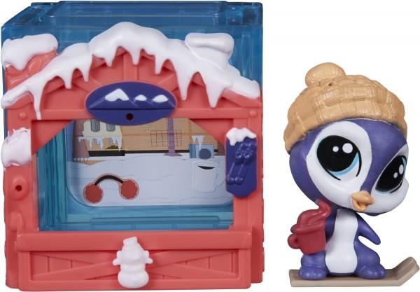 Игровой набор Littlest Pet Shop Тематический набор - красный (Hasbro)