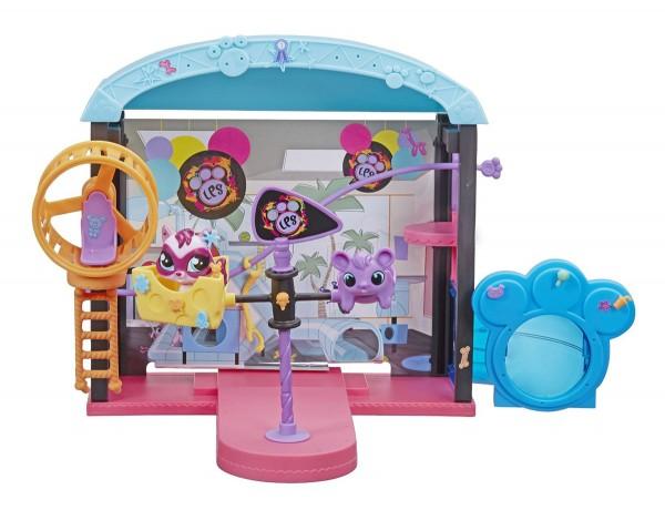 Игровой набор Littlest Pet Shop Веселый парк развлечений (Hasbro)