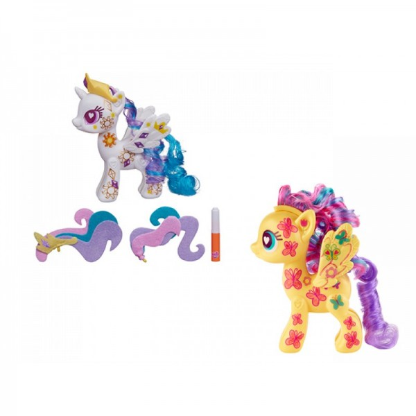 Игровой набор My Little Pony Пони Pop - 13 см (Hasbro)