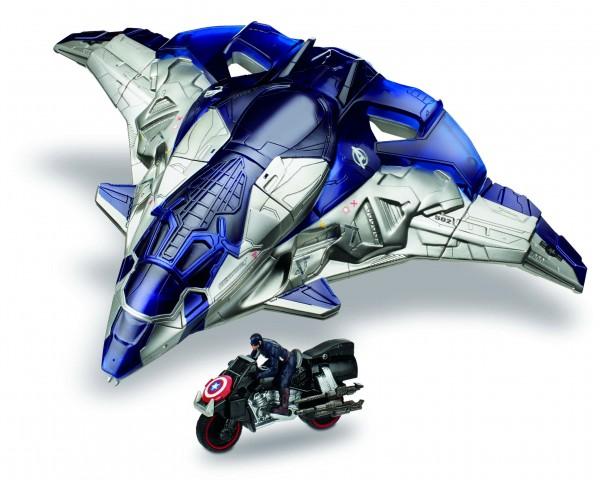Игровой набор Avengers Самолет Мстителей (Hasbro)