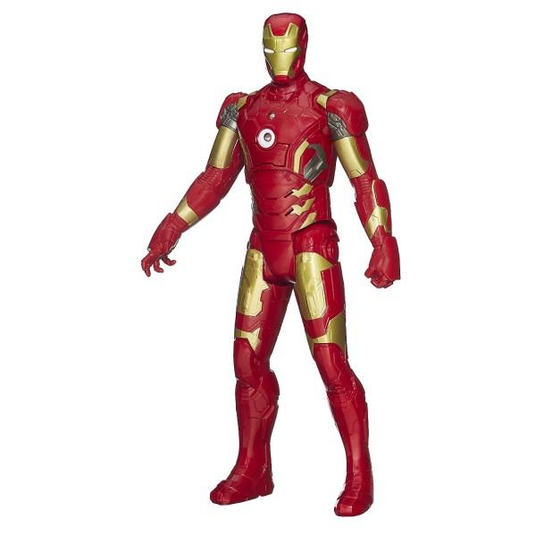 Купить Интерактивная игрушка Avengers Капитан Америка (Hasbro) в интернет магазине игрушек и детских товаров