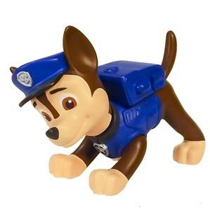 Маленькая фигурка щенка Paw Patrol Щенячий патруль Чейз