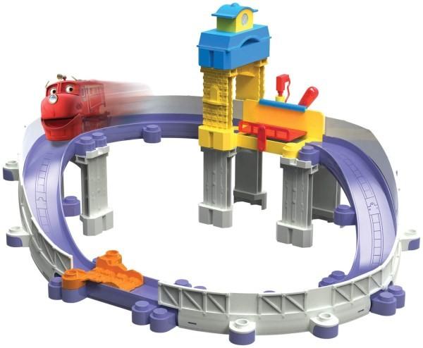 Игровой набор Chuggington Die-Cast Ремонтная станция