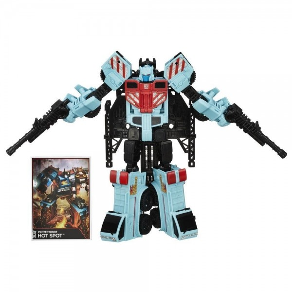 Купить Игровой набор Transformers Дженерэйшнс Вояджер Generations Voyager (Hasbro) в интернет магазине игрушек и детских товаров