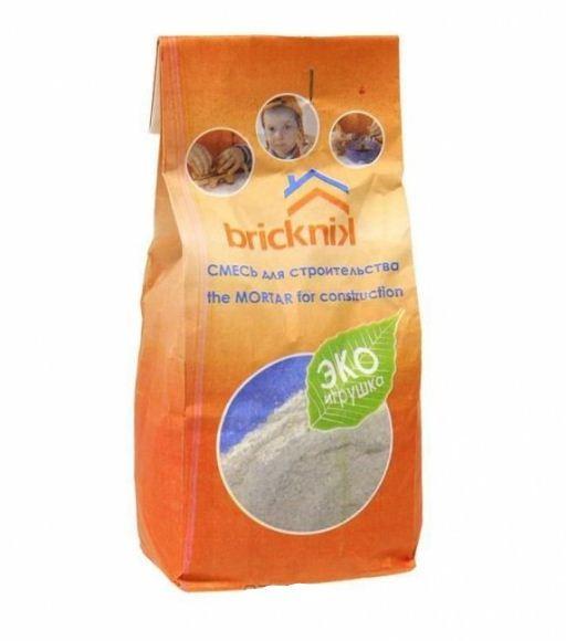Купить Смесь для строительства БрикНик в интернет магазине игрушек и детских товаров