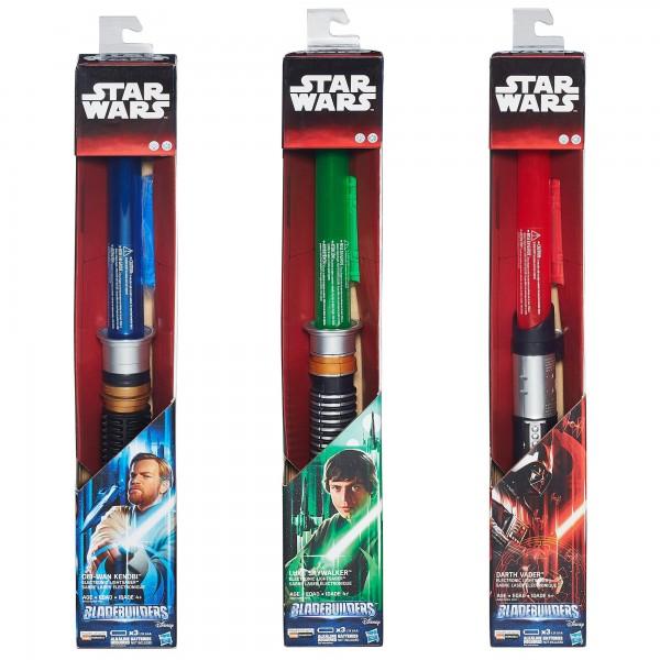 Электронный лазерный меч Star Wars Звездные войны (Hasbro)