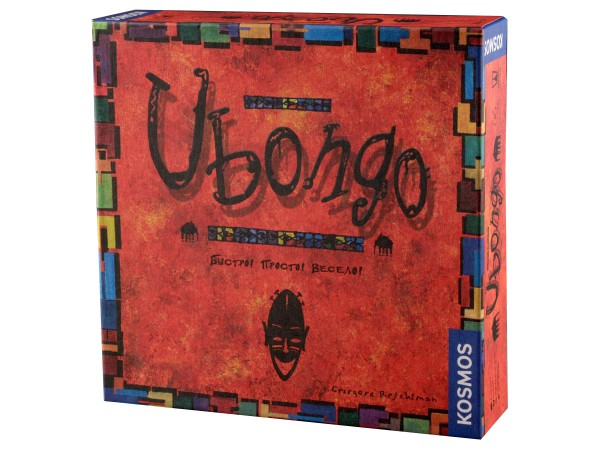 Купить Настольная игра Magellan Убонго (2-е издание) в интернет магазине игрушек и детских товаров