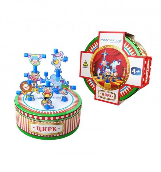Магнитный цирк Magneticus BAS-001