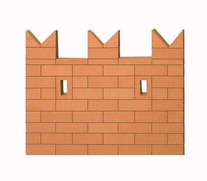 Купить Конструктор из кирпичиков БрикНик Кремлевская стена - 60 деталей в интернет магазине игрушек и детских товаров