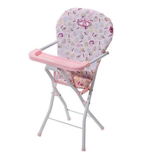 Купить Стульчик Baby Annabell (Zapf Creation) в интернет магазине игрушек и детских товаров