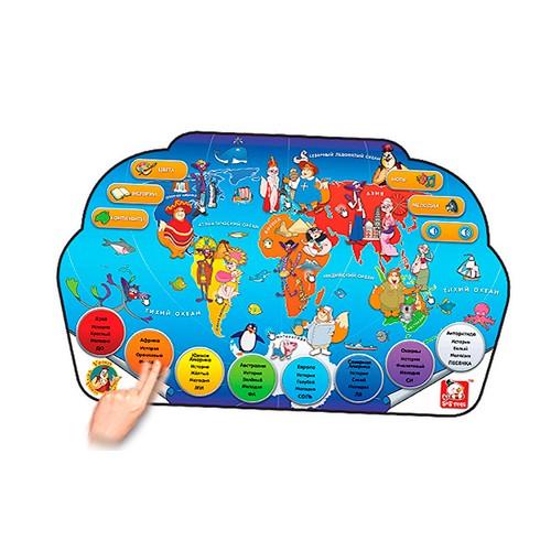 Купить Электронная игра SS Toys Кругосветное путешествие в интернет магазине игрушек и детских товаров