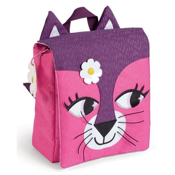 Купить Детский рюкзак Janod Кошка в интернет магазине игрушек и детских товаров
