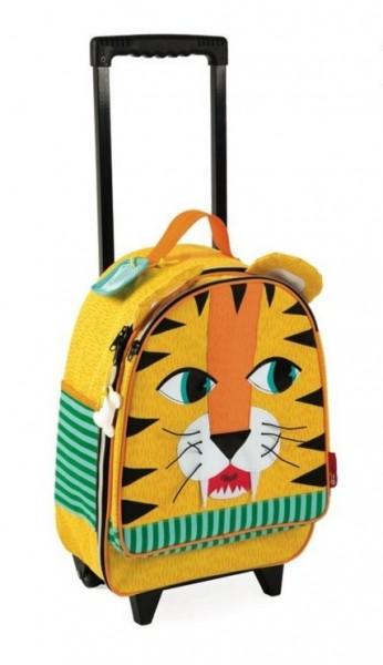 Купить Детский чемоданчик Janod Тигр в интернет магазине игрушек и детских товаров